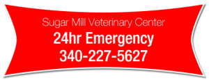 Sugar Mill Veterinary 24hr Emergency 340-227-5627