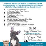 Puppy & Kitten Wellness Plans